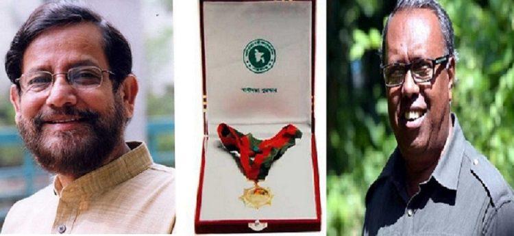 স্বাধীনতা পদক পাচ্ছেন আসাদুজ্জামান নূর ও শাইখ সিরাজ
