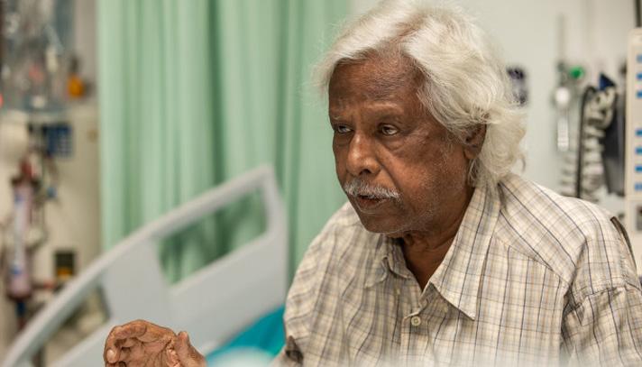 শেখ হাসিনা ও খালেদা জিয়া দুজনই মুক্তিযোদ্ধা : ডা. জাফরুল্লাহ
