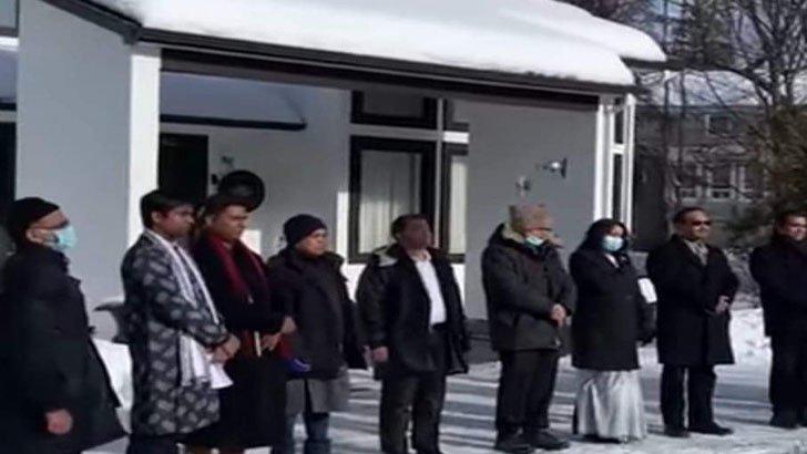 কানাডায় আন্তর্জাতিক মাতৃভাষা দিবস পালিত